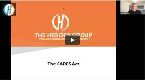 The Cares ACT Webinar 4-1-2020